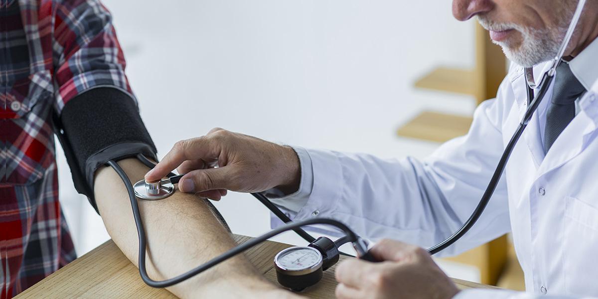 2 fokozatú magas vérnyomáskúra
