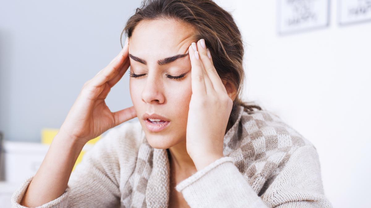 A fej nehézségérzetének okai - Vérömleny