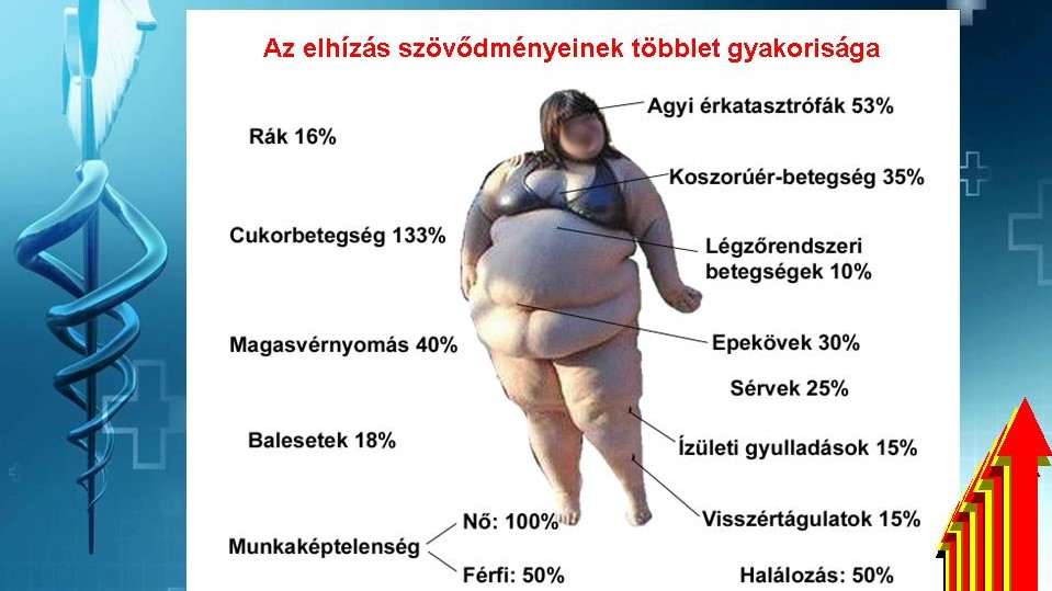 elhízás miatti magas vérnyomás