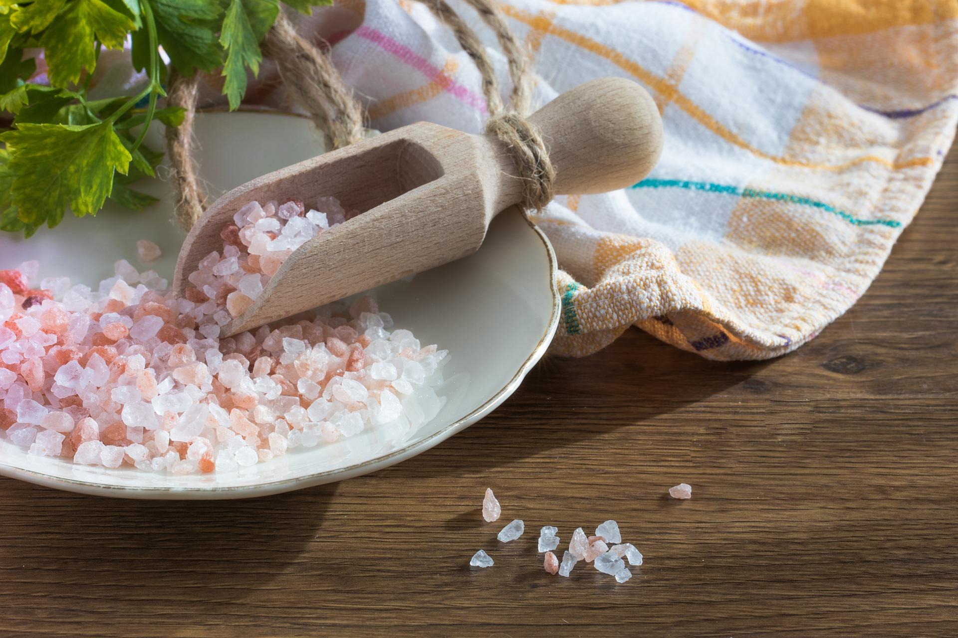tengeri só és magas vérnyomás egy pohár vizet magas vérnyomás esetén