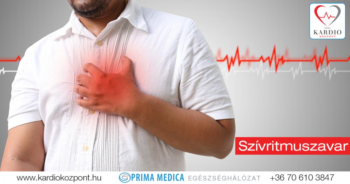 bradycardia és magas vérnyomás kezelés