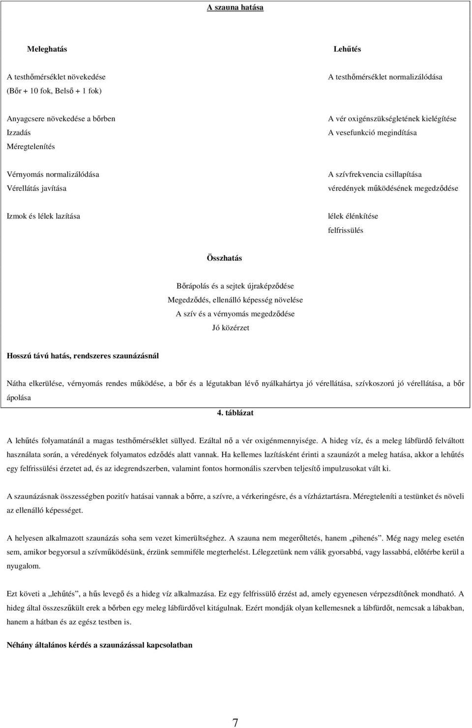 Hipertónia 1 fok: kezelés és megelőzés