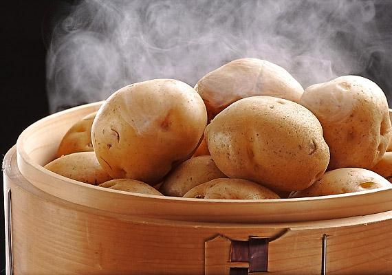 A krumpli magas vérnyomást okozhat