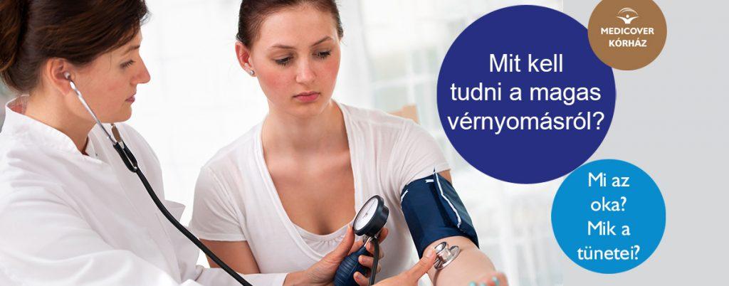 magas vérnyomás vizsgálat kórházban hipofízis adenoma hipertónia