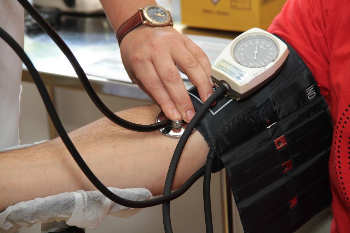 magas vérnyomás esetén lehetséges a véradás hipertónia egész életen át