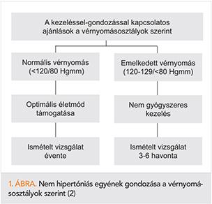 a hipertónia kockázatának mértéke