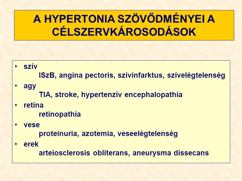 retinopathia hipertónia