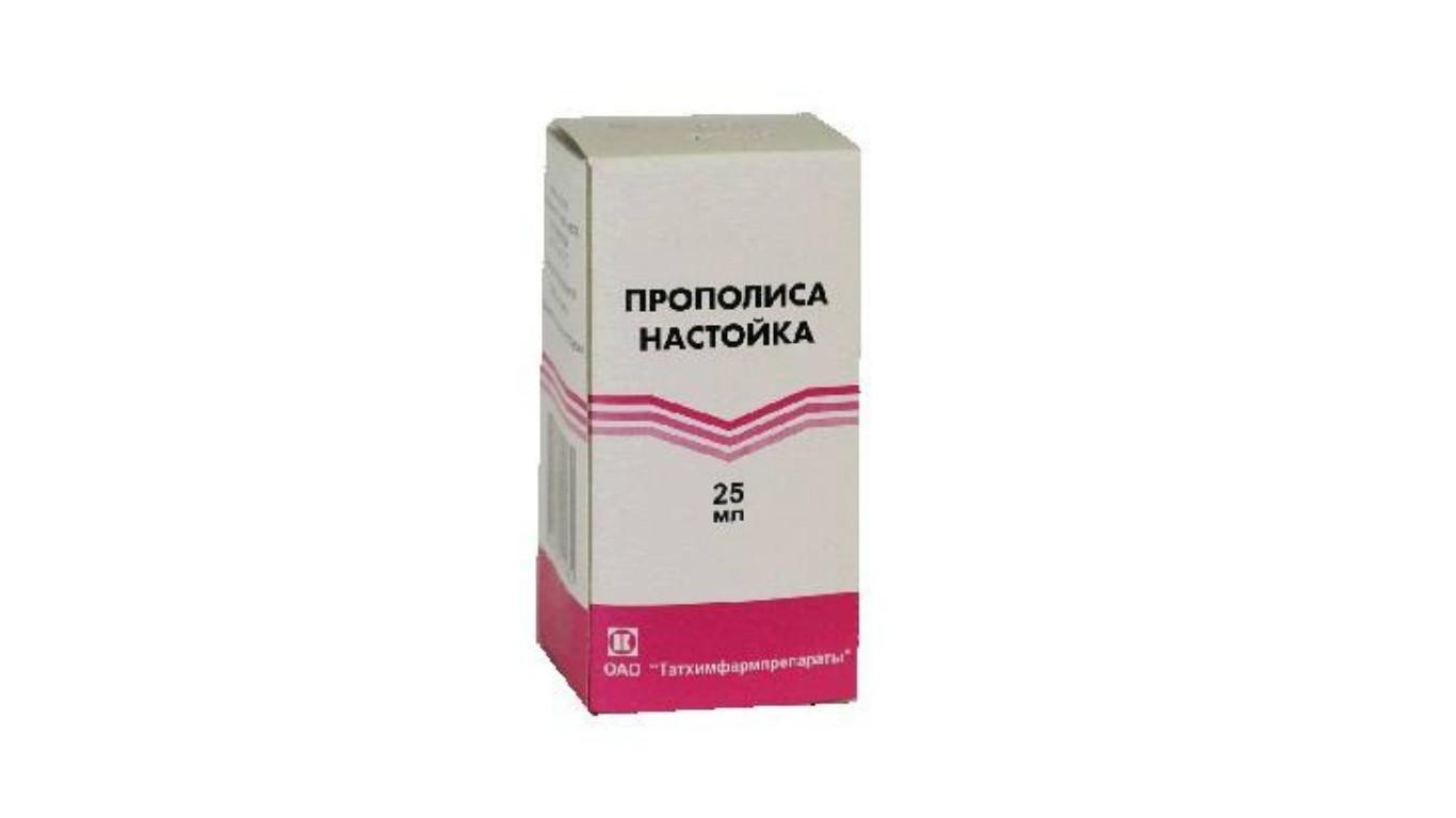 Propoliszos tinktúra 20 ml | Mézes Gergő Méhészete