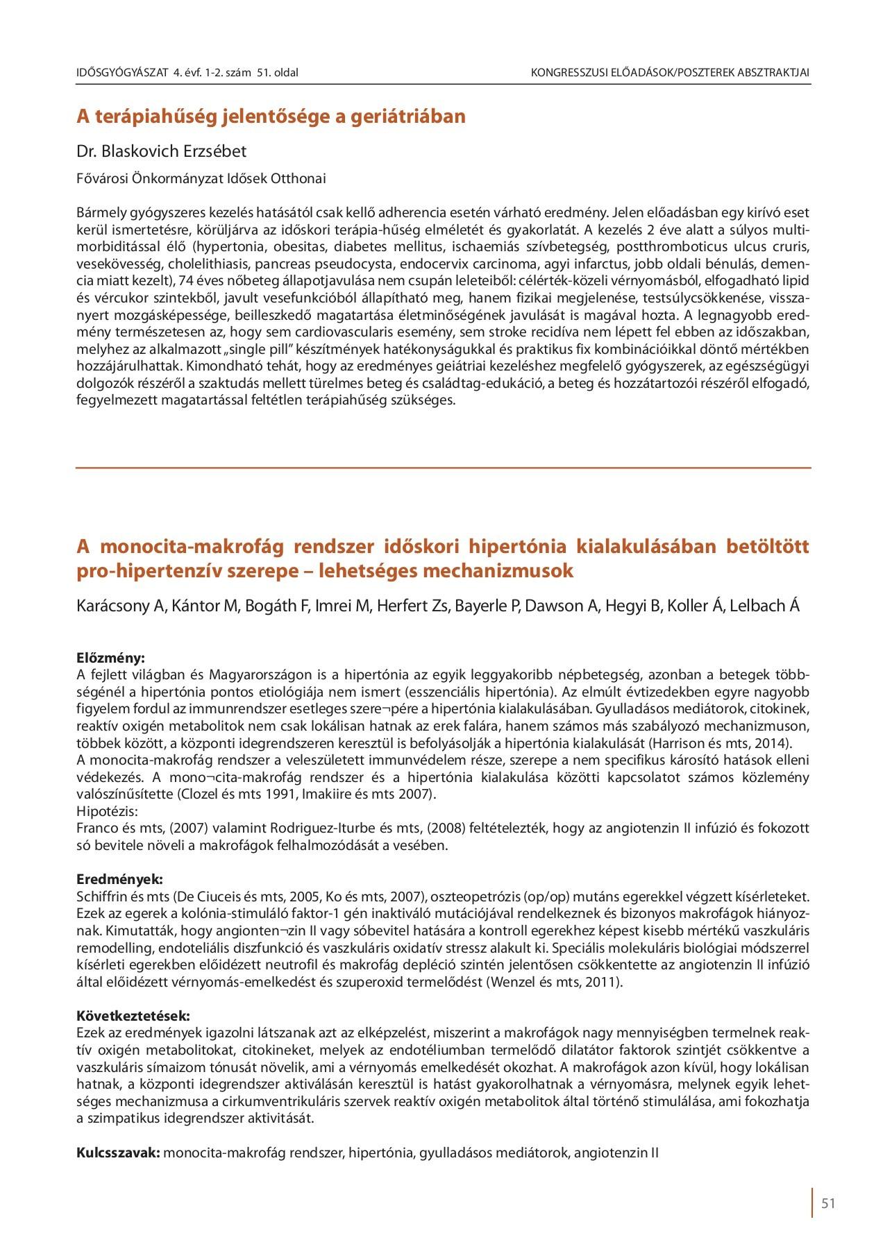 A évi európai ISPOR egészség-gazdaságtani konferencia szakmai tapasztalatai | eLitMed