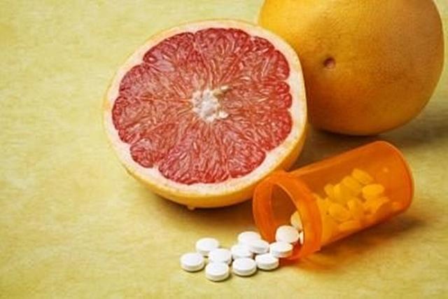 magas vérnyomás és grapefruit magas vérnyomás okainak és tüneteinek kezelése