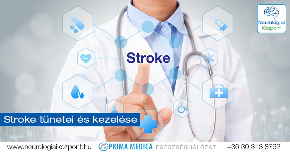 stroke és magas vérnyomás
