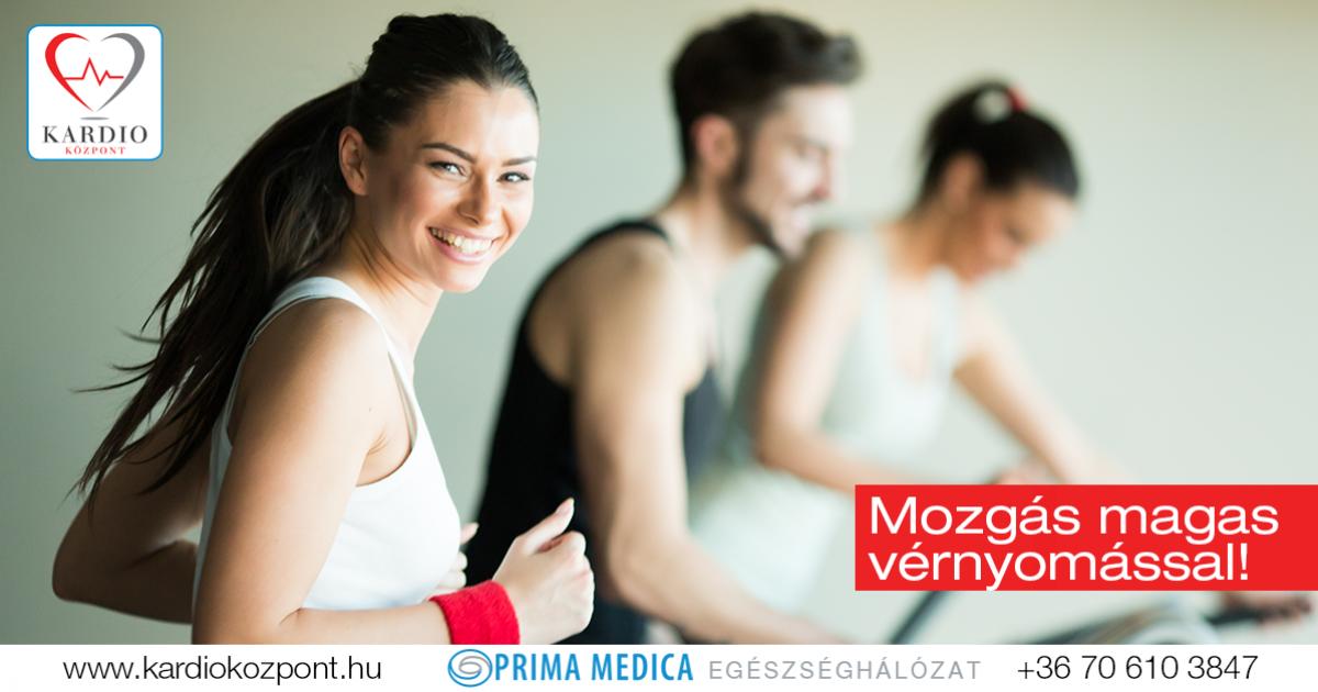 Legjobb edzésformák magas vérnyomás esetén