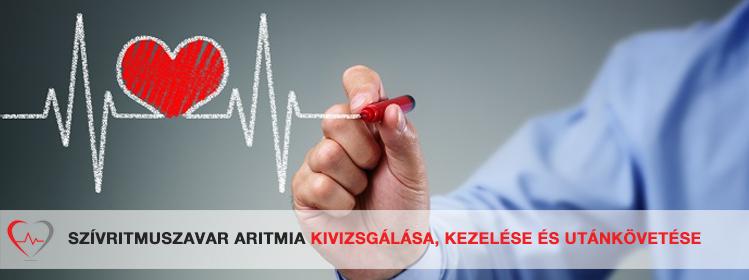 magas vérnyomás aritmiás gyógyszerek