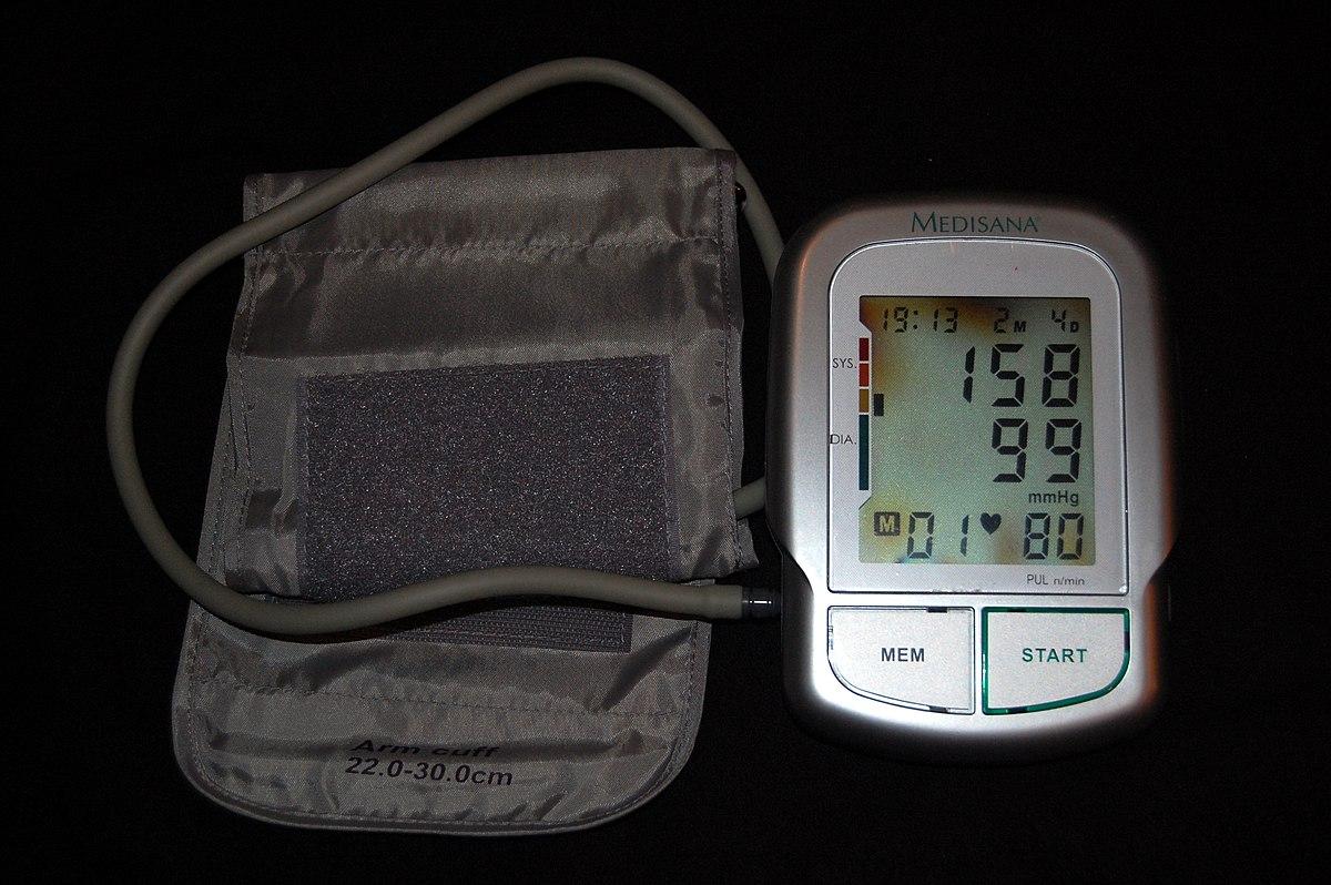 mi a 4 fokozatú magas vérnyomás csökkent látás hipertóniával