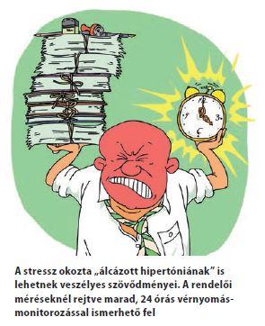 éles nyomásesés magas vérnyomás esetén magas vérnyomás 120–80 nyomással