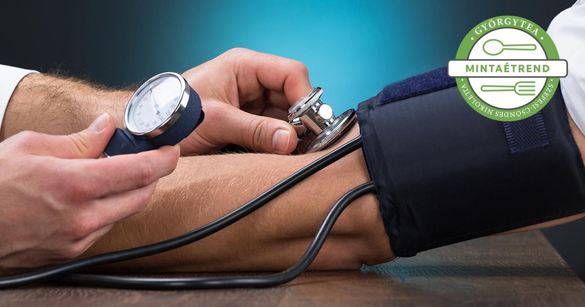 mit kell főzni magas vérnyomás esetén lehetséges-e legyőzni a magas vérnyomást