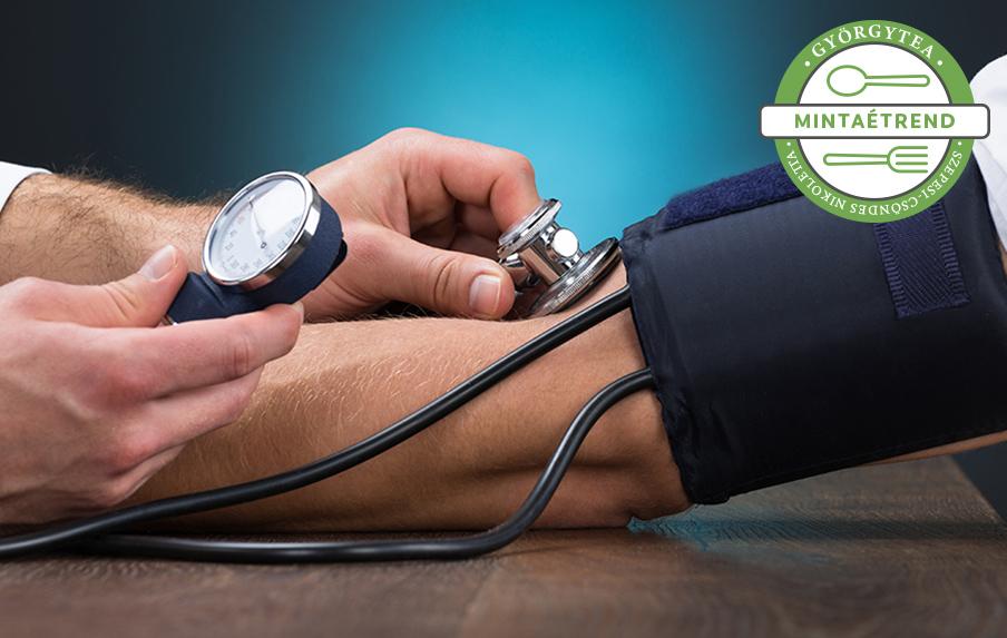 gyógyítja a magas vérnyomást népi a magas vérnyomás fokának tünetei
