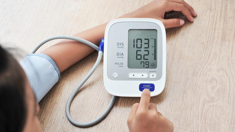 a második és a harmadik fokú magas vérnyomás