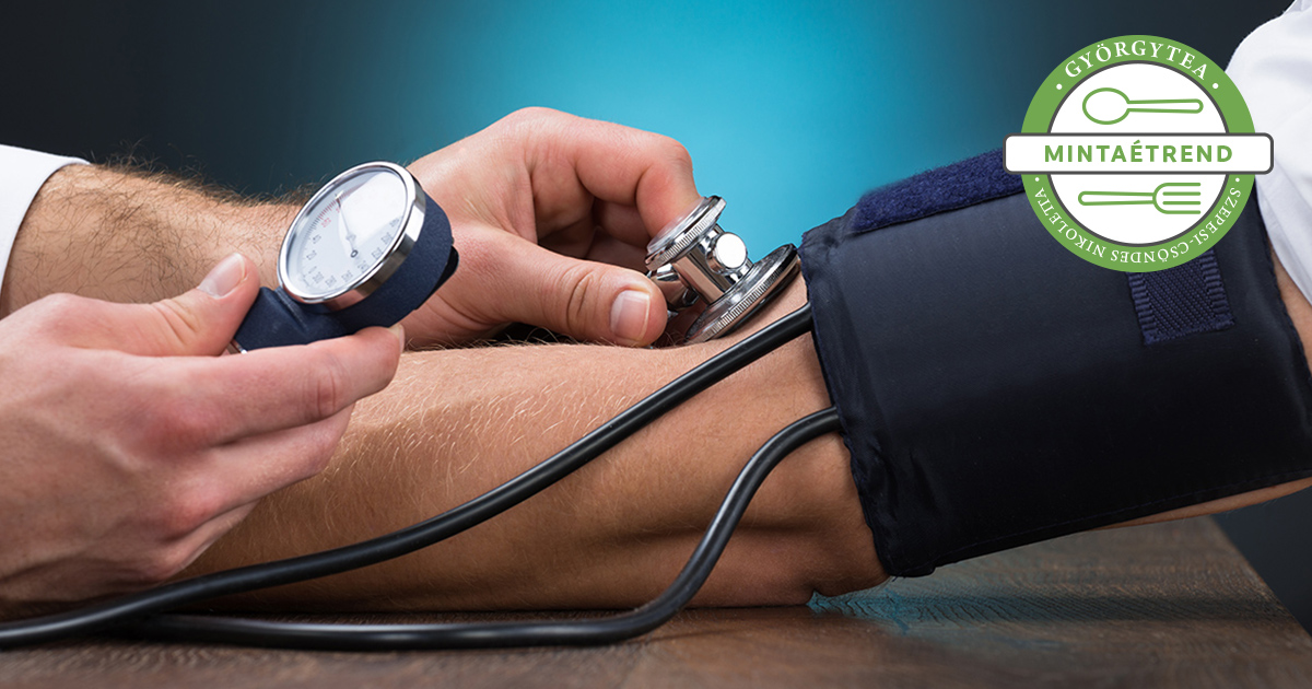 kalcium magas vérnyomás esetén