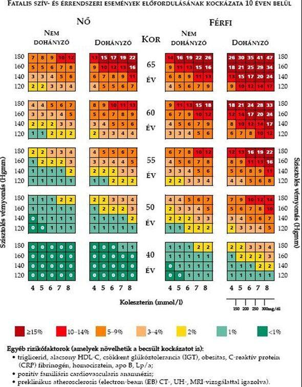 mi a vérnyomás a magas vérnyomás esetén oganov magas vérnyomás mi van