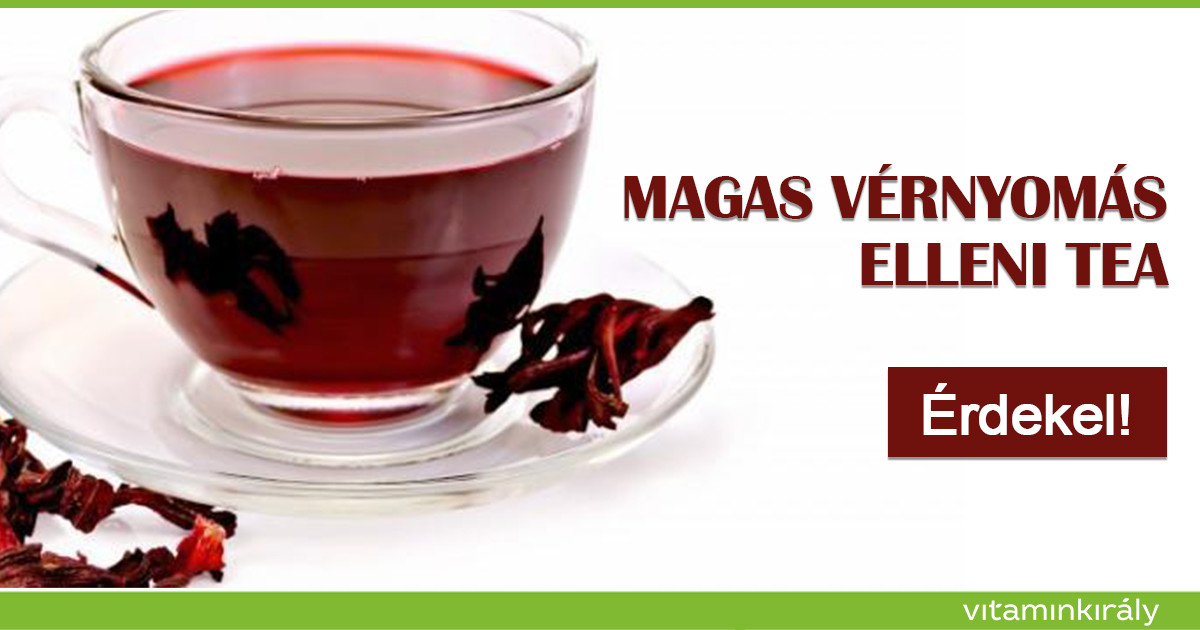 Zöld tea vérnyomás