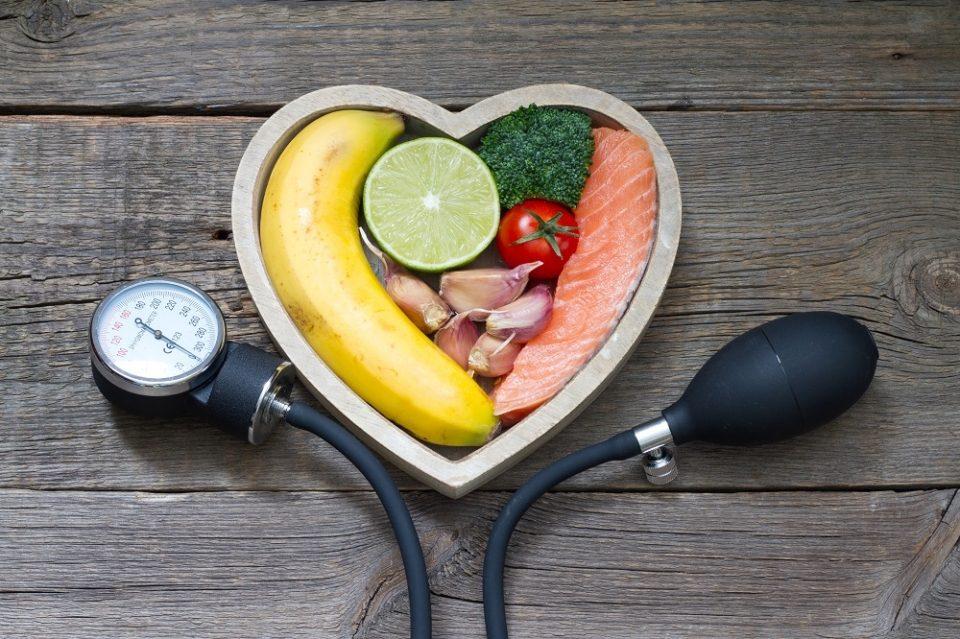 étel és víz magas vérnyomás ellen magas vérnyomás a programban
