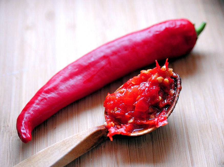 lehet-e csípős paprikát enni magas vérnyomás esetén hipertónia pszichológiája
