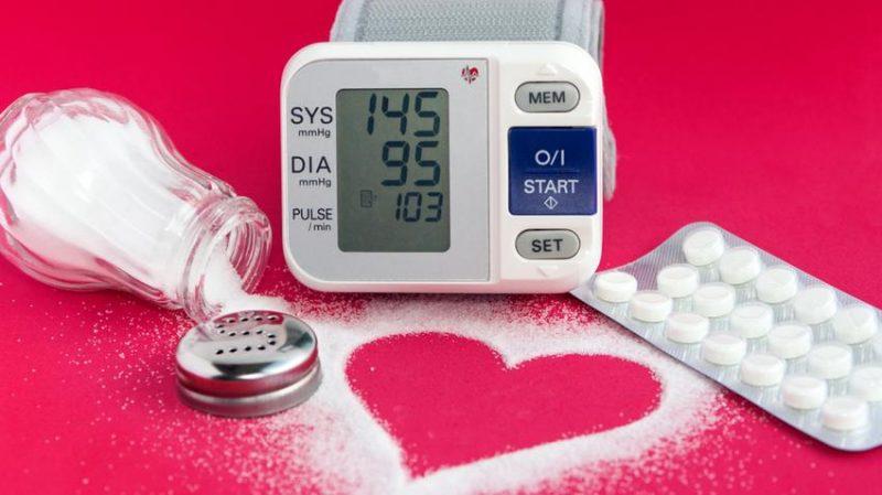 a magas vérnyomás önmagában elmúlt