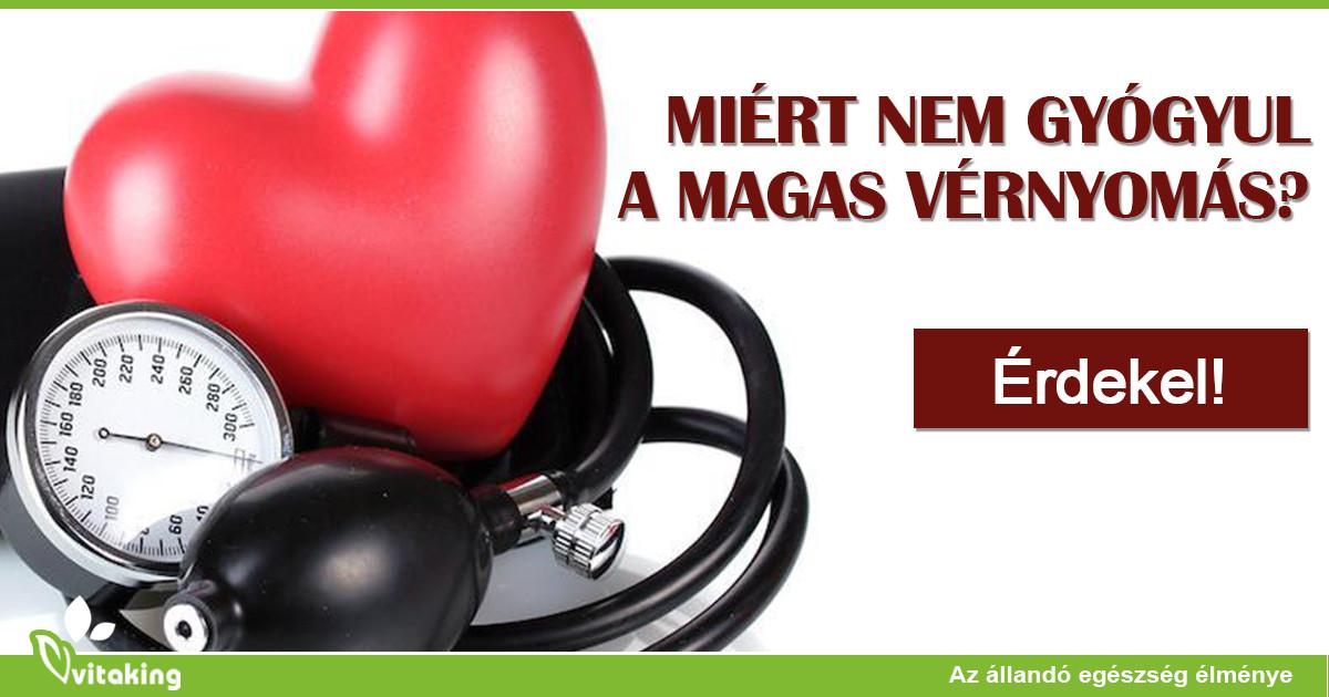 Nem segít a magas vérnyomásban