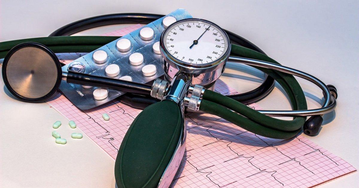 a vérkeringés kis körének magas vérnyomása