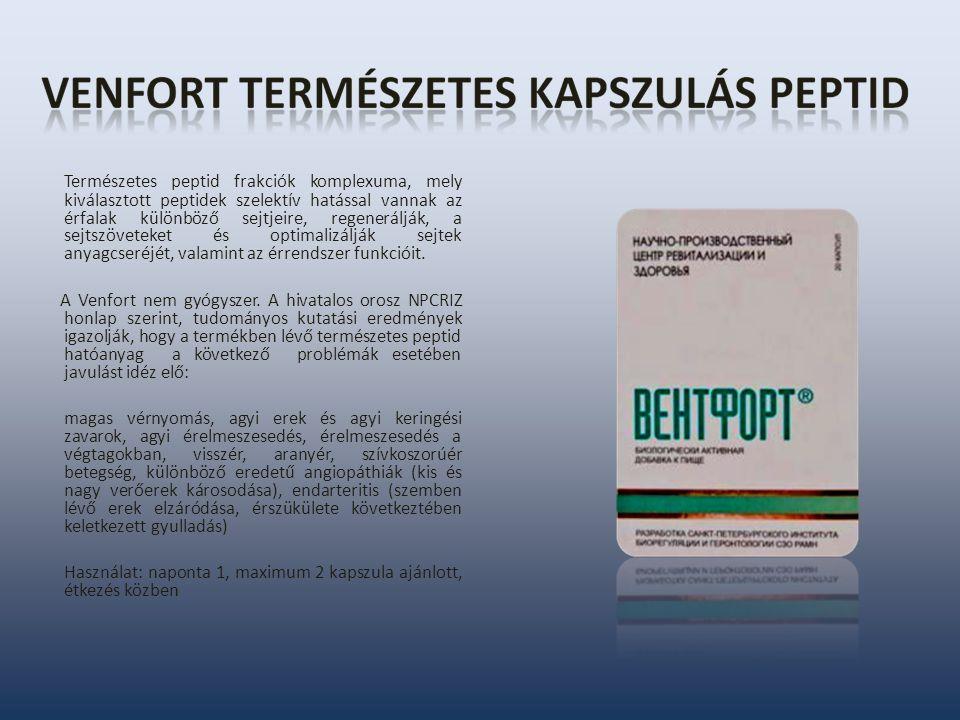 Termékek - Peptid bioregulátor - Peptidek.hu Magas..