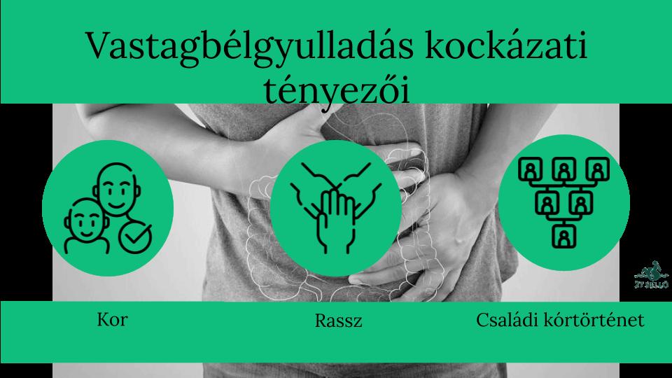 Colitis ulcerosa (fekélyes vastagbél gyulladás)