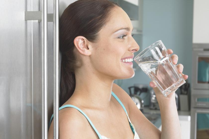 hogy magas vérnyomású vizet igyon-e